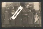 27 - Guerre 1914-1918 - Campagne 1914 - Blessés De L´Aisne Au Chateau Du Marquis De Boury à Amfreville La Campagne - France