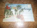 Carte Postale Pochette Ancienne Souvenir De Floride Holiday Highways - Jacksonville