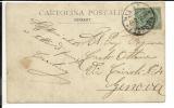 Italie  CPA 1912  Commémoration Du 15.11.1911 (11/12) - 1900-44 Victor Emmanuel III