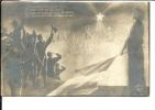 Italie , Carte   Militaires Italiens  1916  Postée à Port Said , Egypte , Vapeur Massana - War Propaganda