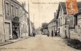 CPA  -   CINQUEUX  (60)  Rue De Rosoy - Zonder Classificatie