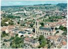 CPSM CHATEAU THIERRY AISNE VUE GENERALE AERIENNE CITE DES VAUCRISES ED CIM - Chateau Thierry