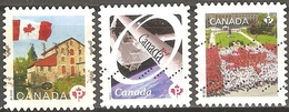 Canada - 2011 - Canadarm - YT 2563 Oblitéré - Space