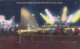 TORONTO - Amusements At Night, Sunnyside Beach Park, 1950, Sondermarke - Toronto