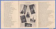 3 Teilige Karte Von GUTENSTEIN - Mit Gedicht Von Ferdinand Raimund, 1912 - Gutenstein