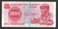 ANGOLA :  1000 Escudos - 1979 - XF -P117 - Angola