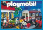 Catalogue PLAYMOBIL (2000) : Police, Pompiers, Hopital, Station Service, Travaux Publics, Western, Chateaux... - Playmobil