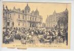 MONTE CARLO - PLACE DU CASINO - ANIMEE - 3.12.1920 - Monte-Carlo