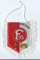 Fanion Football L'équipe De Fortuna Dusseldorf - Apparel, Souvenirs & Other