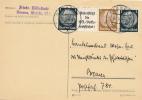 BREMEN - 1940 , Ortspostkarte - Deutschland