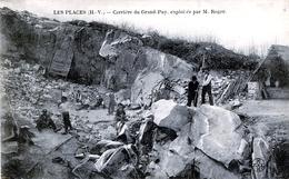 87. HAUTE-VIENNE - SAINT-HILAIRE LES PLACES. Carrière Du Grand-Puy, Exploitée Par M. Roger. - France
