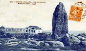 Cpa 1927, LE CROISIC, Vue Sur Le Port-lin, Menhir De Pierre-longue   (51.4) - Le Croisic