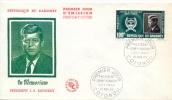 Dahomey 1965 FDC USA President John F. Kennedy Memorial - Kennedy (John F.)
