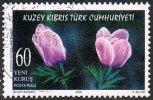 Turkish Cyprus SG627 2006 Wild Flowers 60ykr Good/fine Used - Usados