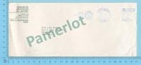 Quebec Canada ( EMA  Metre Stamp 0.06 Cents,Marcophilie Une Chance Sur Treize, + Parlement De Quebec ) 2 Scans - 1952-.... Règne D'Elizabeth II