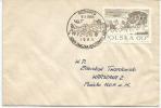 Poland Pologne, Post Stagecoach, La Diligence Postale, Post History, Day Of Stamp. Poznan 1965 - Diligences