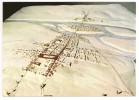 75 - PARIS - CRYPTE ARCHEOLOGIQUE DU PARVIS DE NOTRE-DAME - Maquette évoquant Lutèce Sous Le Haut-Empire Romain - France