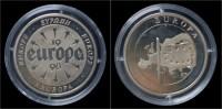 Europa Medaillon 1998 - Monnaies