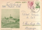 LD-1091     EP    IZMIR    1968                   TO     HAMBURG   ALAMANIA - Storia Postale