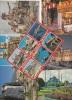 7 CART.  MONDO (140) - Cartoline