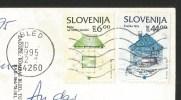 SLOVENIJA Slovenia Bled Veldes Feldes 1995 - Slovenia