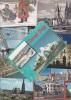 10 CART.  MONDO (140-2-3) - Cartoline