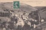 Cp , 15 , CHAUDESAIGUES , Panorama, Pris Du Château De Couffour - Sonstige Gemeinden