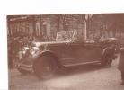 25249 Militaria Guerre 1914 14-18 Victoire - American Legion -LH Paris -vieille Voiture Militaire - Voitures De Tourisme