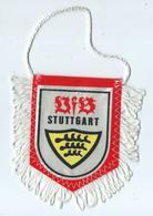Fanion Football L'équipe De Stuttgart - Apparel, Souvenirs & Other