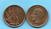 BELGIQUE / BELGIUM  20 Francs 1980  Dutch Lég - 07. 20 Francs