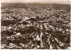 1B---34   En Survolant  MONTPELLIER Vue Panoramique Sur Le Centre - Le Peyrou Et L´Aqueduc - Montpellier