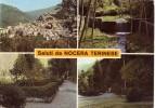Cartolina ITALIA CALABRIA CATANZARO NOCERA TERINESE SALUTI Italy Postcard Italien Ansichtskarte Italie Carte Postale - Catanzaro