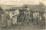 TONKIN, Yen Thé Motrang, Inspection Des Armes - Vietnam