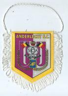 Fanion Football Anderlecht SC - Habillement, Souvenirs & Autres