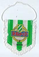 Fanion Football L'équipe De Rapid Wien - Apparel, Souvenirs & Other