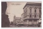 TUNISIE --- TUNIS -- LA DEPËCHE DE TUNIS -- AVENUE JULES FERRY -- JOURNAL -- CP 1923 -- - Tunisia