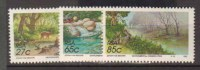 AFRIQUE DU SUD    1992             N°    748 /  750         COTE         3 € 50         ( V 713 ) - South Africa (1961-...)