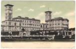 Osbourne House, Isle Of Wight Colour Postcard By F G O Stuart - Postmark 1906 - Angleterre