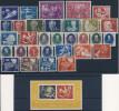 DDR Michel No. 246 - 279 ** postfrisch / Jahrgang 1950 komplett