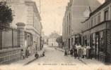 95 MONTMAGNY  Rue De La Mairie - Francia