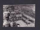 Photo Originale - Vitry Le Francois - Vue De La Place D'Armes Prise Des Tours De L' Eglise - Studio Racollet (voitures ) - Places