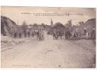 25254 Militaria Guerre 1914 14-18 Cateau  Rue Landrecies, Emplacement Pont Halte Bombardement 1918 -E Roland Delecroix