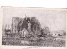25257 Militaria Guerre 1914 14-18 Erches Somme L' Eglise -Huret Paris - - Guerre 1914-18