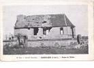 25259 Militaria Guerre 1914 14-18- Hanescamps France -ruines Eglises -N119 Huret Paris -