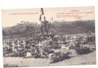 25261 Militaria Guerre 1914 14-18- Luneville Tombes Francaises V Hugo -Bastien - Cachet Artillerie Auxiliaires - Guerre 1914-18