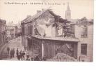 25262 Militaria Guerre 1914 14-18- Le Cateau -rue France -57 Ed ? -Restaurant Bombardement