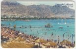 JORDAN A-534 Chip Alo - Landscape, Beach / Animal, Sea life, Fish - used