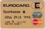 Credit Card A-405 Austria - Sparkasse - Used - Krediet Kaarten (vervaldatum Min. 10 Jaar)