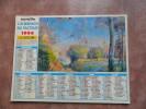 APC) Calendrier Des PTT 1993 Seine Et Marne - Calendriers