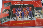1980´s Sport Memorabilia - Harlem Globetrotters Basketball Team Poster - Otros